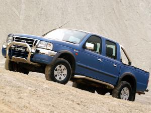 2003 Ford Ranger Double Cab