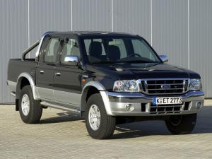 2003 Ford Ranger Double Cab XLT Limited