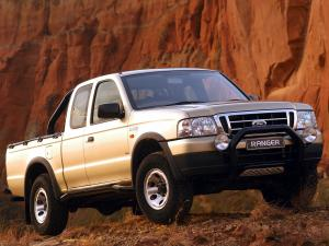 Ford Ranger Super Cab 2003 года (ZA)