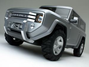 Ford Bronco Concept 2004 года