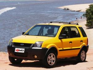 Ford EcoSport 4WD 2004 года