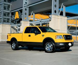 Ford F-150 FX4 2004 года