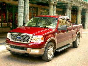 2004 Ford F-150 Lariat SuperCab