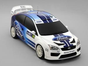 Ford Focus WRC 2004 года