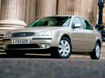 Ford Mondeo Hatchback 2004 года