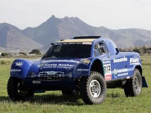 2004 Ford Ranger X822 by Schlesser