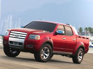 Ford 4-Trac Pick-Up Concept 2005 года