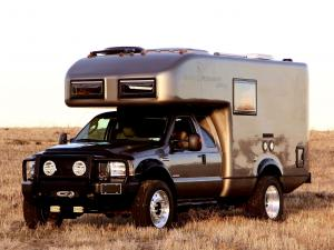 Ford EarthRoamer XV-LT Super Cab 2005 года