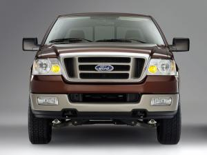 Ford F-150 King Ranch SuperCrew 2005 года