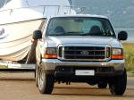 Ford F-250 Double Cab 2005 года