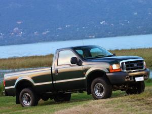 Ford F-250 Single Cab