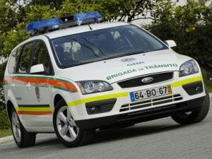 Ford Focus Turnier Police 2005 года