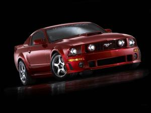 Ford Mustang 427R by Roush 2005 года