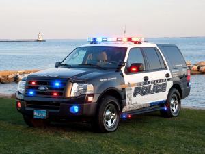 Ford Expedition Police 2006 года