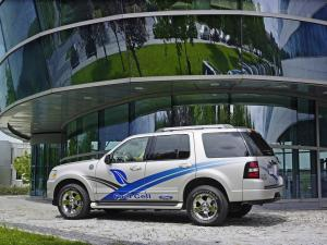 2006 Ford Explorer Fuel Cell Prototype