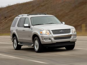 2006 Ford Explorer Limited Hydrogen Fuel Cell