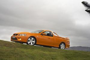 Ford Falcon Ute XR8 2006 года
