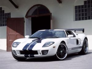 2006 Ford GT by Loder1899