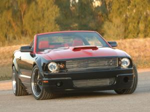 2006 Ford Mustang Stallion Convertible by Foose Design