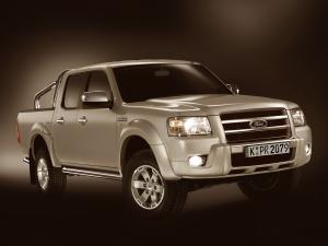 Ford Ranger Double Cab 2006 года