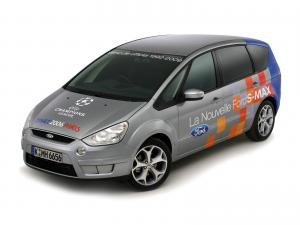 Ford S-Max UEFA Champions League 2006 года
