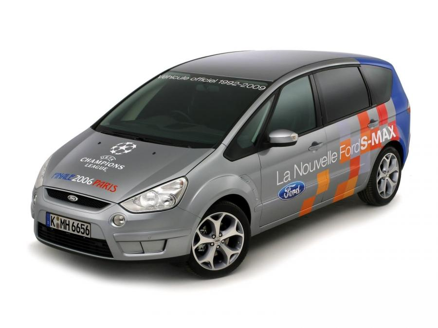 Ford S-Max UEFA Champions League '2006