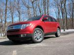 Ford Edge SEL AWD 2007 года