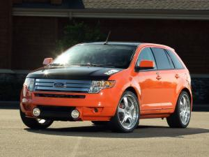 2007 Ford Edge by H&R
