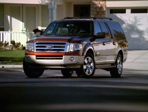 Ford Expedition EL 2007 года