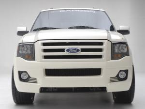 2007 Ford Expedition Urban Rider Styling Kit by 3D Carbon
