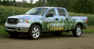 2007 Ford F-150 Flex fuel