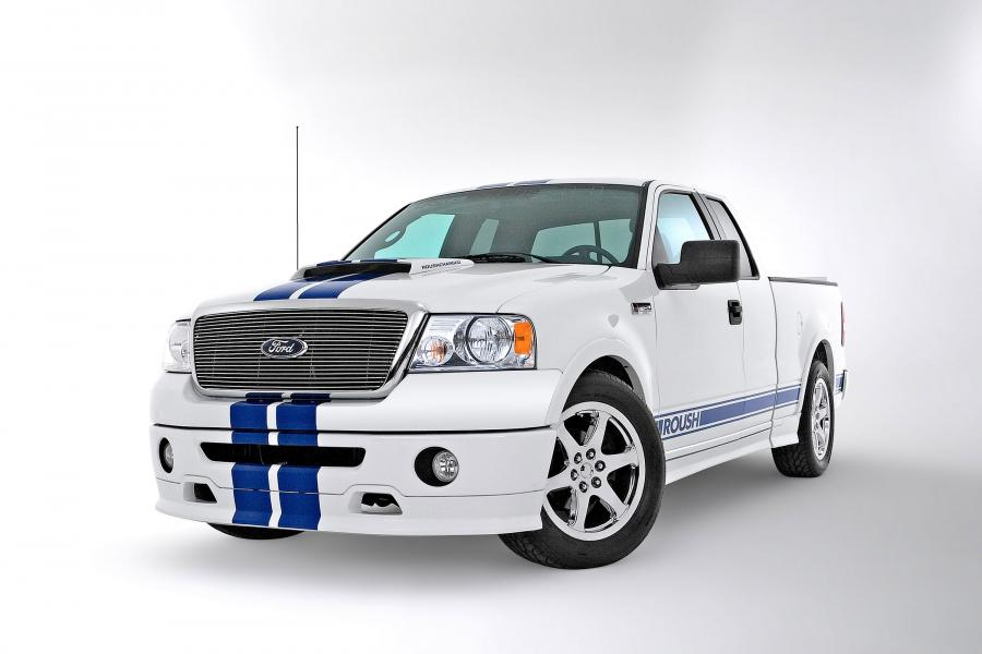 Ford F-150 Stage 3 by Roush