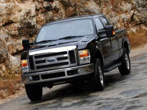 2007 Ford F-250 Super Duty Crew Cab