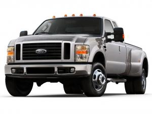 2007 Ford F-350 Super Duty Super Cab