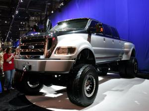 Ford F-650 DeBerty 6X6 2007 года