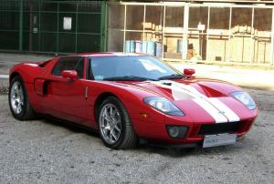 Ford GT by Edo Competition 2007 года