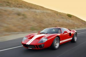 Ford GT40 Superformance (Mk I) 2007 года