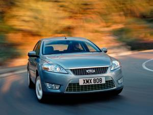 Ford Mondeo Hatchback 2007 года