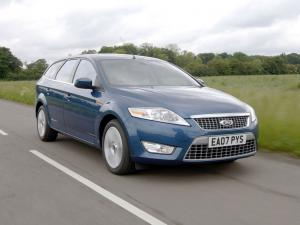 Ford Mondeo Turnier 2007 года (UK)