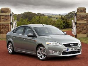 2007 Ford Mondeo XR5