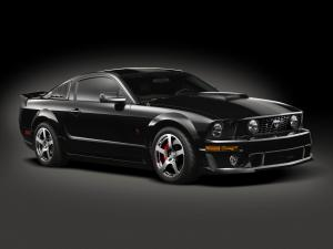 2007 Ford Mustang BlackJack Stage 3 by Roush