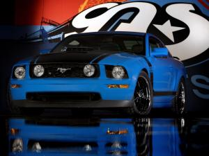2007 Ford Mustang Boss 302
