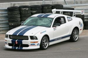 2007 Ford Mustang Racing FR500S