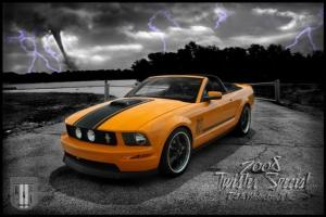 Ford Mustang Twister Special by R&A Motorsports 2007 года
