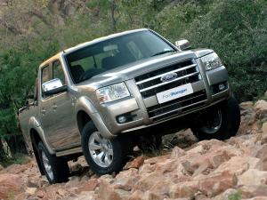 Ford Ranger Double Cab 2007 года