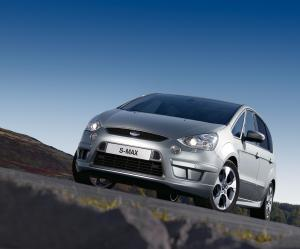 Ford S-Max Individual 2007 года