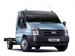 Ford Transit Chassis Cab 2007 года
