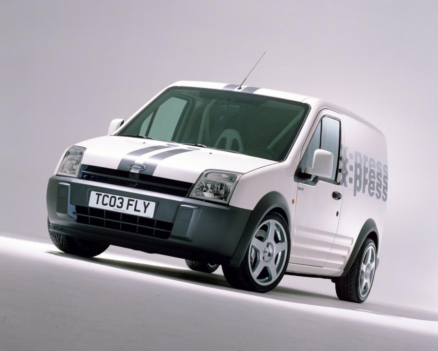 2007 Ford Transit Connect X-Press Concept