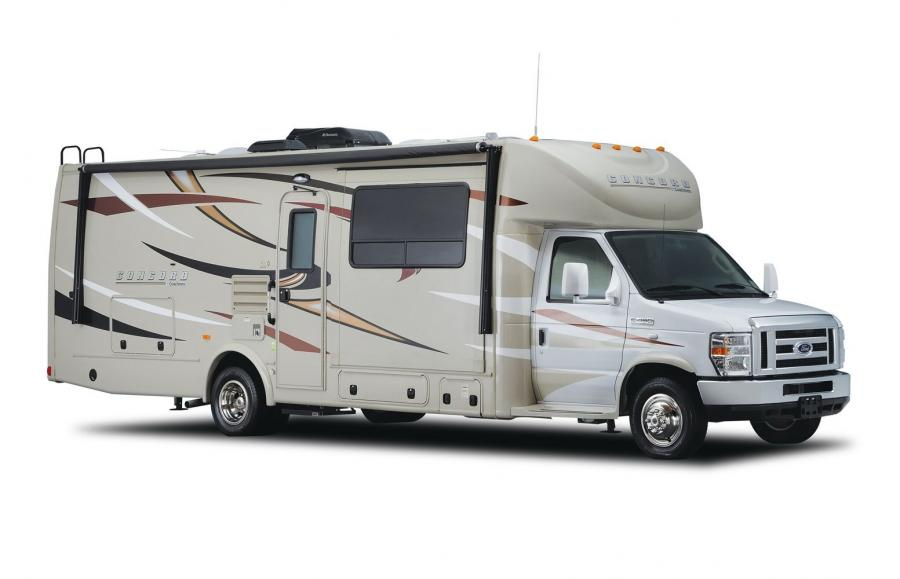 Ford E-Series Coachmen Concord