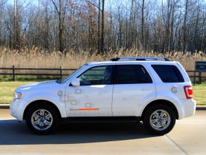 2008 Ford Escape Plug-In Hybrid